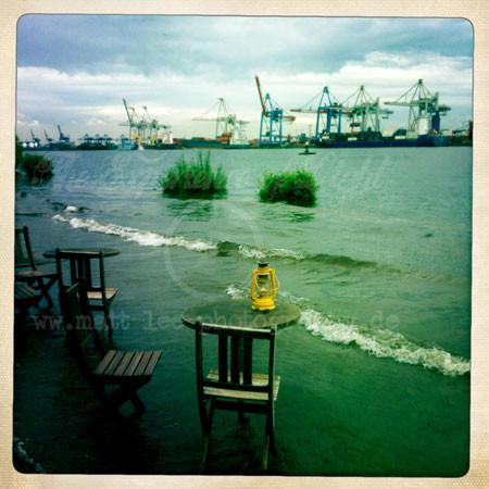 Elbflut-Strandperle