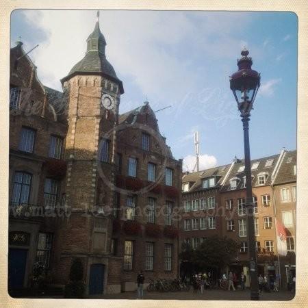 Burgplatz Altstadt