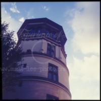 Turm auf dem Burgplatz