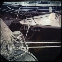 Kombinierter schiffsknoten