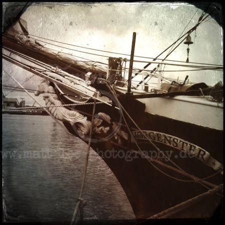 Morgenstern und der Hafen