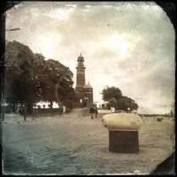 Hafenpoller in Kiel