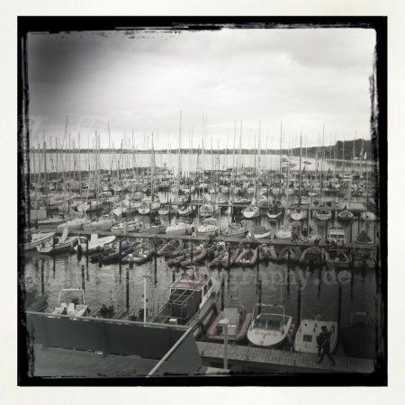 Hafen von Oben