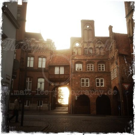 Lübeck sunshine