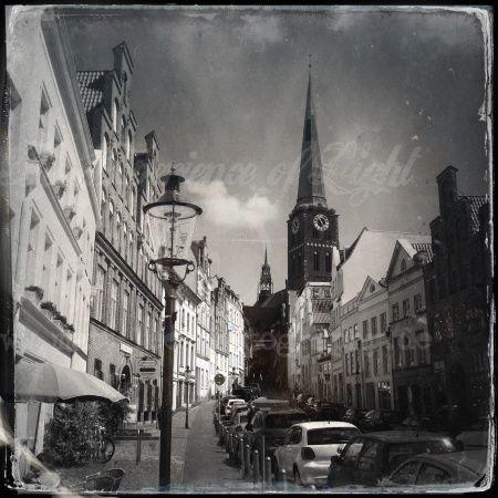 old days Lübeck