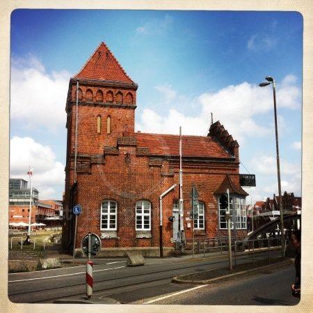 Haus an einer wichtig Ecke in Lübeck