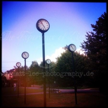 Der Uhrenwald