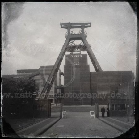 Zollverein old style