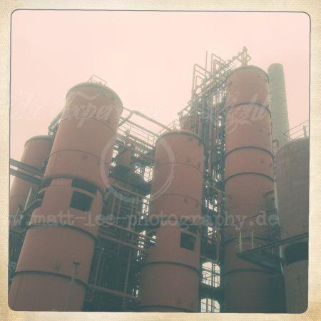 Zylinder aus Stahl