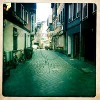 Frankfurter idylle