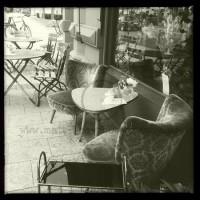 Neulich im Café