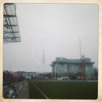 Stadionumbau
