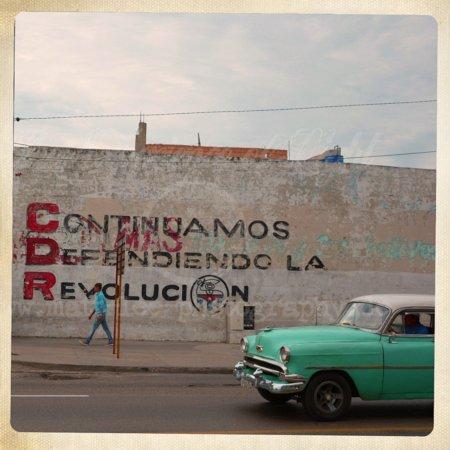 Continuamos Defendiendo la Revolution